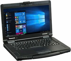 Panasonic Toughbook FZ-55A0601VM, i5 1.6Ghz, 512GB SSD, 8GB, Windows 10 Pro