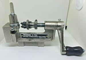 Hozan C-700 Bicycle Spoke Threading Machine