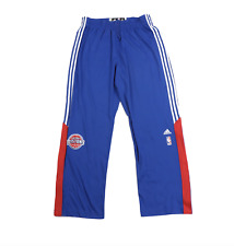 Adidas NBA Authentics Detroit Pistons Tobias Harris Game Worn On Court Pants 3XL