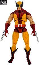 Marvel Universe 2009 WOLVERINE (SECRET WARS COMIC PACK) - Loose