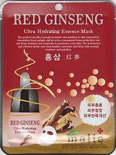 Malie Ultra Hydrating Essence MaskPack Korea Masksheet cosmetic REDGINSENG 1 pcs