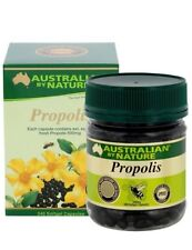 *SALE* AUSTRALIAN BY NATURE 500MG PROPOLIS 340 CAPS immune boost EXP 11/18