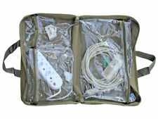 Camp Cover Electric Cable Storage Bag - Khaki Ripstop - CCI001-A