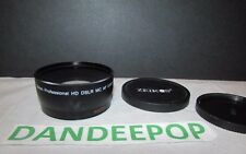 Zeikos 58mm Professional HD DSLR MC AF Wide Angle Lens with Macro Japan Optics