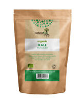 Organic Kale Powder for Smoothies - RAW SUPERFOOD | NATURAL FIBRE | GREEN JUICE