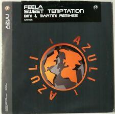 Feela – Sweet Temptation (Bini & Martini Remixes) [2001, Vinyl, Import] House🎶