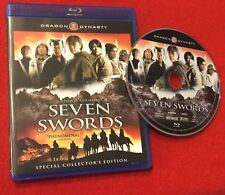 Seven Swords (Blu-ray Disc, 2010) Tsui Hark