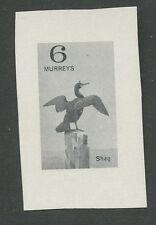 Birds Manx Regional Stamp Issues