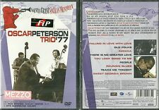 RARE / DVD - OSCAR PETERSON : JAZZ IN MONTREUX 77 / NEUF EMBALLE - NEW & SEALED