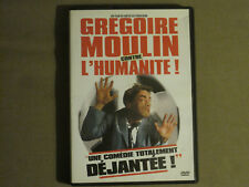 GREGOIRE MOULIN CONTRE L'HUMANITE! (2001) DVD ARTUS DE PENGUERN REGION 2 FRANCE