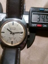 Duward Triumf continual diplomatic, automatic, swiss vintage