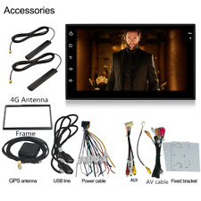"7"" 2DIN Android 6.0 4G WIFI Car Stereo MP5 Player GPS FM Navigation Mirror Link"