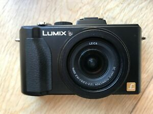 PANASONIC DMC LX5 with LEICA Summicron Lens + Charger – EXCELLENT CONDITION