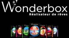 CODE PROMO BON ACHAT DE 25€ pour 100€ d'achat CHEZ WONDERBOX WONDERBOX.FR