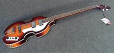 HOFNER 61 CAVERN BEATLE BASS GUITAR VINTAGE STYLE UK VIBE PAUL WOULD BE PROUD
