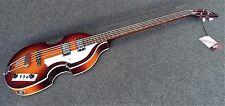 HOFNER 61 CAVERN BEATLE BASS GUITAR VINTAGE STYLE UK VIBE PAUL WOULD BE PROUD