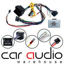 BMW 1 Series 2004 On CLARION Car Stereo Radio Steering Wheel Control Interface