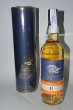 WHISKY DUN BHEAGAN GLENALLACHIE 11 YEARS OLD 1991-2002 IN BOX SINGLE MALT  70cl.
