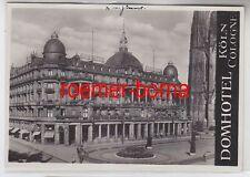 78911 Ak Köln Cologne Domhotel 1931