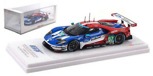 Truescale Ford GT #67 'Ford Chip Ganassi Team UK' Le Mans 2016 - 1/43 Scale