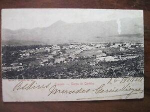 1904 CPA Cosquin Sierra de Cordoba Argentina Braisne France tarjeta Argentine