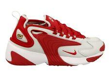 Nike Sneaker Zoom 2K Grau / Rot / Weiß