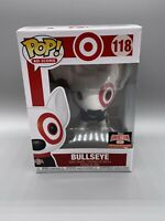 Funko POP! Ad Icons BULLSEYE #118 - Target Con 2021 - Limited Edition Exclusive