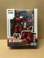 Street Fighter SH Figuarts M.Bison NEW