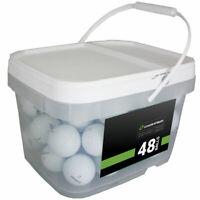 48 Titleist AVX Near Mint Used Golf Balls AAAA *In A Free Bucket! *SALE!*
