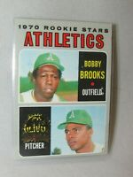 2019 Topps Heritage BuyBack * 1970 Bobby Brooks Mike Olivo * 50th Anniversary