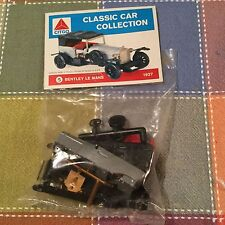 CITGO Classic Car Collection 1927 Bentley Le Mans Model Kit Original Packaging