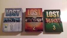 Lost dvd cofanetti prime 3 stagioni 23dvd