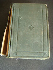 SEASIDE AND FIRESIDE FAIRIES BY A.L. WISTER 1ST ENGLISH LANGUAGE EDITION 1864