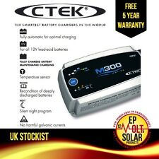 CTEK M300 25 Amp 12 Volt Intelligent Marine Boat Battery Charger