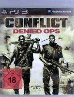 Conflict: Denied Ops [Software Pyramide] [video game]
