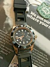Steeldive CUSN8 Bronze Submariner Diver 300M Watch 41mm USA Stock Fast Ship