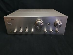 Onkyo Integrated Stereo Amplifier A-9911