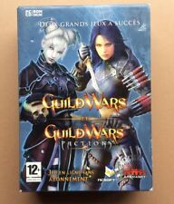 Jeu PC GUILD WARS et GUILD WARS FACTIONS Online