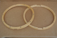"""14"""" PDP by DW WOOD SNARE DRUM HOOP for YOUR DRUM SET! LOT #C240"""