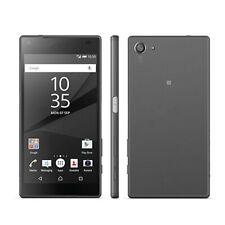 Smartphone Sony Xperia Z5 E6653 32GB 23MP Wi-Fi GSM LTE Unlocked Graphite Black