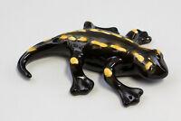 9942270 Porcelain Figurine Salamander Lizard Wagner & Apel L11cm