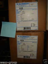 153  1/8 HP, 1050 RPM NEW AO SMITH ELECTRIC MOTOR