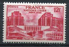 FRANCE TIMBRE NEUF N° 818 **  PALAIS DE CHAILLOT