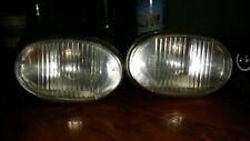 Fog Light Lens Set 00-05 Chevrolet Cavalier