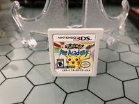 Pokemon Art Academy (Nintendo 3DS, 2014) Authentic Game Cartridge Only TESTED