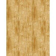 Wilmington The Way Home by Jennifer Pugh 82503 222 Dk Tan Wood Cotton Fabric
