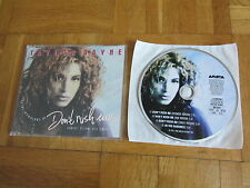 TAYLOR DAYNE Don't Rush Me 1988 GERMANY PICTURE DISC CD single 80s extended