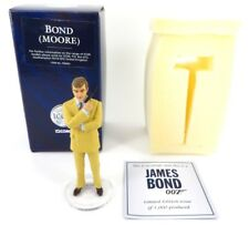 Corgi Icon f04042 JAMES BOND 007 ROGER MOORE figure safari Suit Limited Edition
