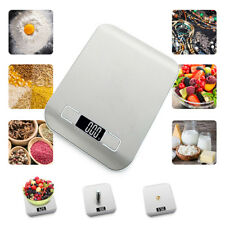 Digital Kitchen Scales Food Scale Postage Parcel Postal Weighing 1g - 5kg Weight