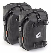 GIVI T513 Pair of universal WATERPROOF engine-guard CRASHBAR Luggage BAGS  5 ltr